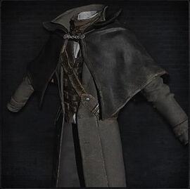 Hunter Garb (caped)