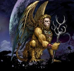 Lamassu, The Watchful Image