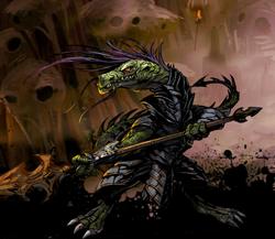C'thak, Spearmaster Image