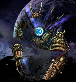 The Armory, The Burning Eye Image