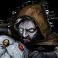 Gardin, Caterpillar Rider Face