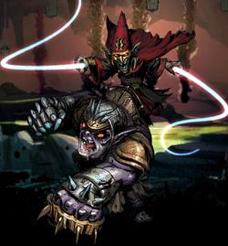 Vok, Avatar of Mok Image