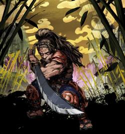 Oniroku, The Unhinged Image