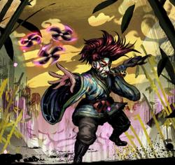 Goemon, The Shadow Image