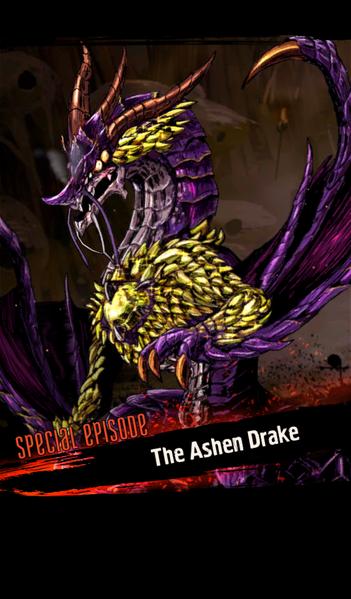 The Ashen Drake Intro