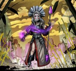 Kaira, Dark Priestess Image