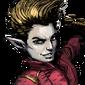 Attis, The Flashing Blade Face