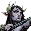 Maron, Elven Huntsman Face
