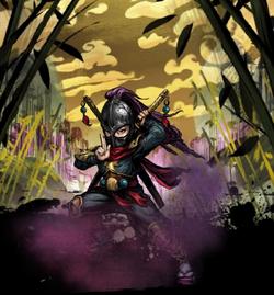 Maya, Shadowstep Image