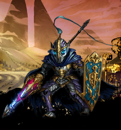 Sir Balek, Spear of Dominion Image