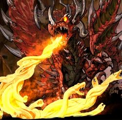 Fafnir, The Roaring Flame Image
