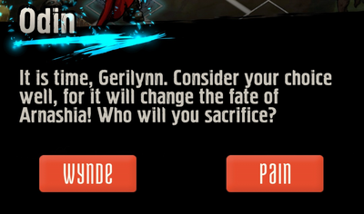 Gerilynn the Undying Decision