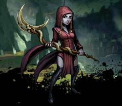 Enowan, Conjurer Image
