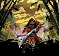 Kaito, The Crimson Mist Image