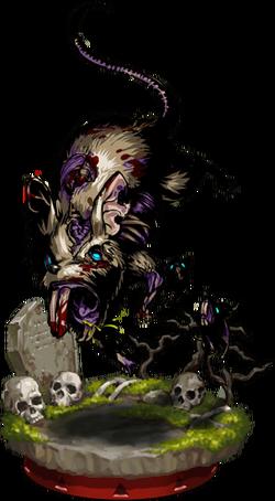 Corpse Rat II Figure