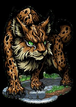 Darkprowl Lynx Figure