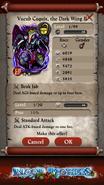 Vucub Caquix, the Dark Wing II PE Base Stats