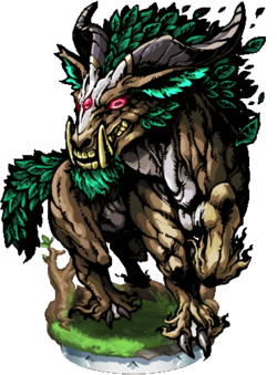Yale, Beast of the Forest Figure