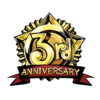 3rd Anniversary Badge