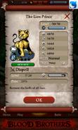 Lion Prince Max