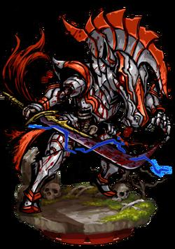 Castor, Guardian Figure