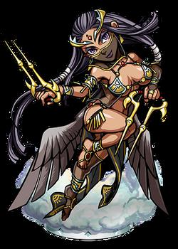 Ishtar, Goddess of Love Figure