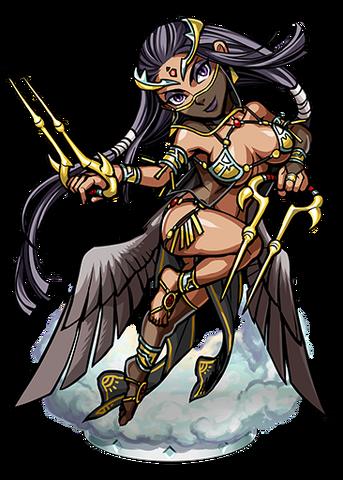 File:Ishtar, Goddess of Love Figure.png
