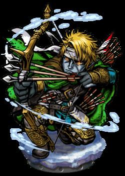 Hereward, Storm of Arrows II Figure