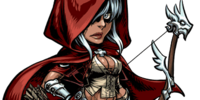 Sylvie the Silver-Eyed