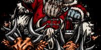 Santa, Flesh-Eater