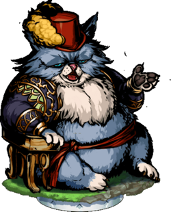 Cat Sith Noble II Figure