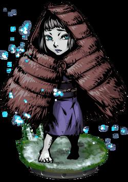 Yuki-warashi II Figure