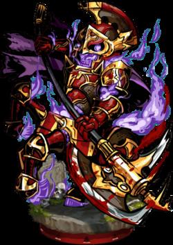 Agrias, Vengeful Knight II Figure