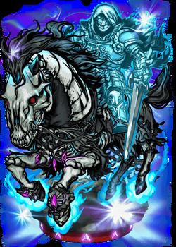 Phantom Knight, the Vagabond Figure