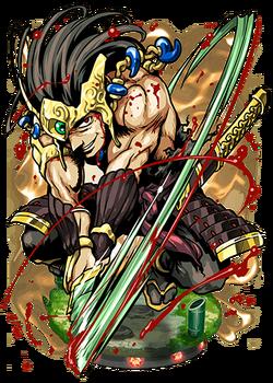 Susanoo, Rowdy God Figure
