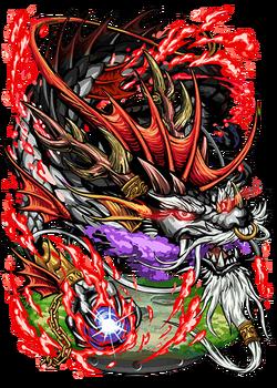 Mizuchi, the Raging Storm II Figure