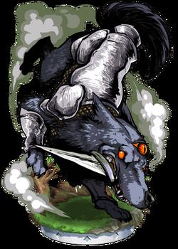 Cu Sith, Watchdog II Figure