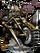Dwarven Hog Knight II Figure