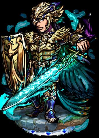 File:Melek, the Black Peacock II Figure.png