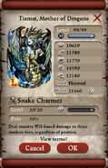 Tiamat, Mother of Dragons OPE50