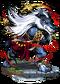 Isegrim, the Lone Wolf II Figure