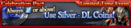 15mill silver DL Coins