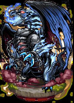 Jabberwock, Phantom Dragon II Figure