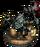 Orcish Warrior II + Figure
