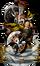 Dwarven Axeman II + Figure