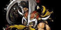 Dwarven Axeman II +