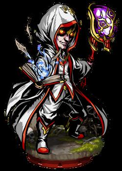 Imperial Mage II ++ Figure