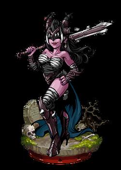 Taromaiti, Apostate Figure