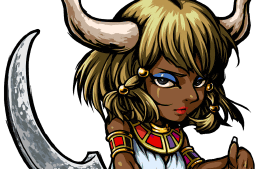 File:Hathor the Doting II Face.png