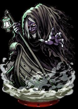 Charon, Infernal Ferryman Figure